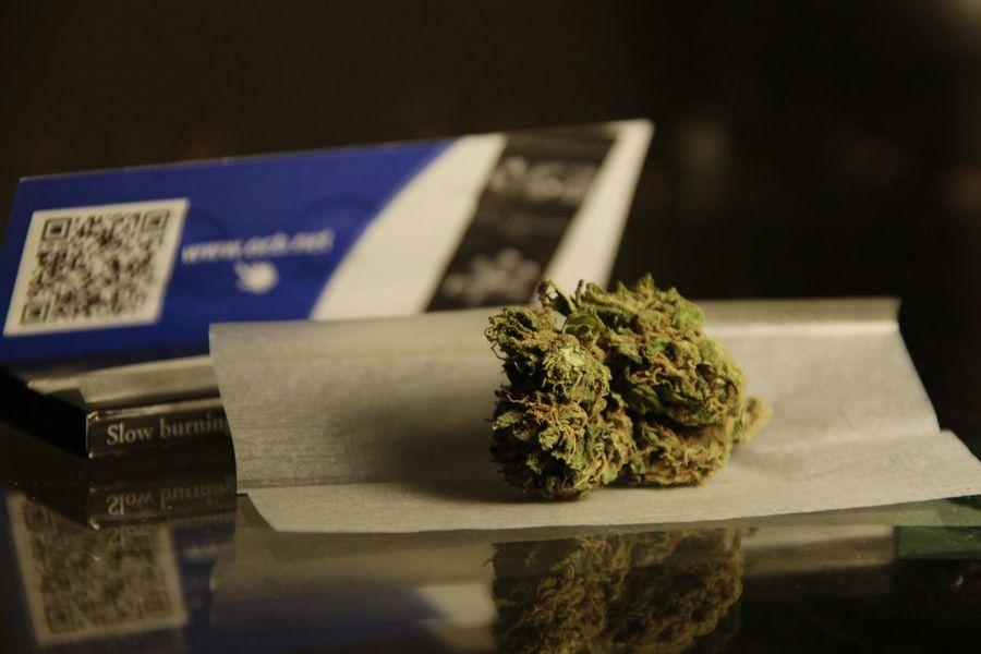 Marijuana Ocb  Relaxing