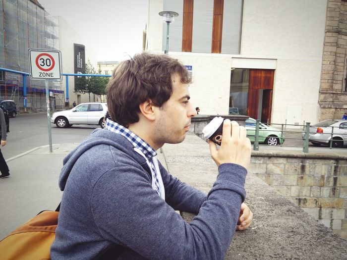 Man Coffee Urban
