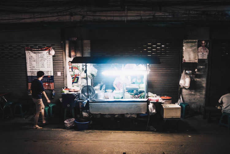 Food is what i need now.. Bangkok Casual Clothing City Life Empty Food Food Photography Foodporn Hawker Illuminated Lifestyles Pork Store Streetfood Thailand The Great Outdoors - 2016 EyeEm Awards