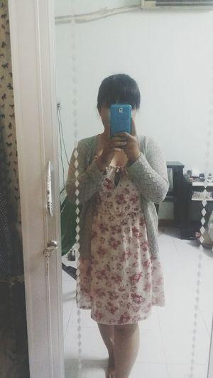 Summerdress Selfie