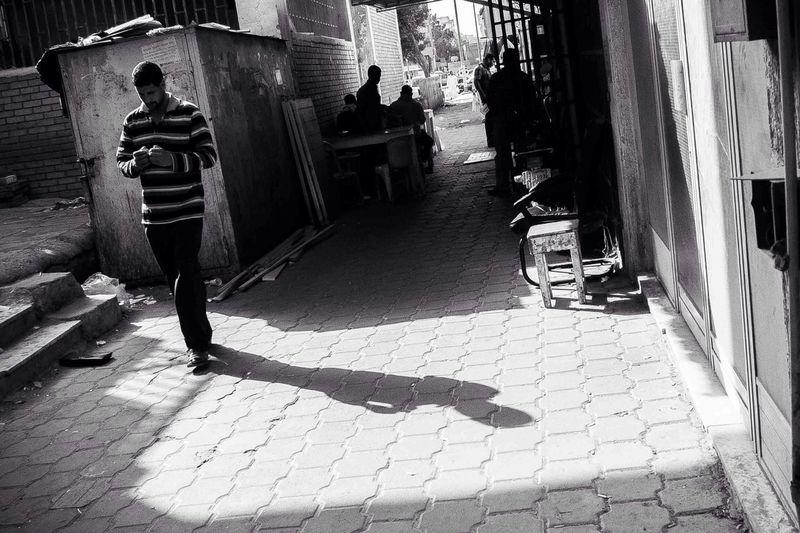 Streetphotography Black & White Filipino Pride✌