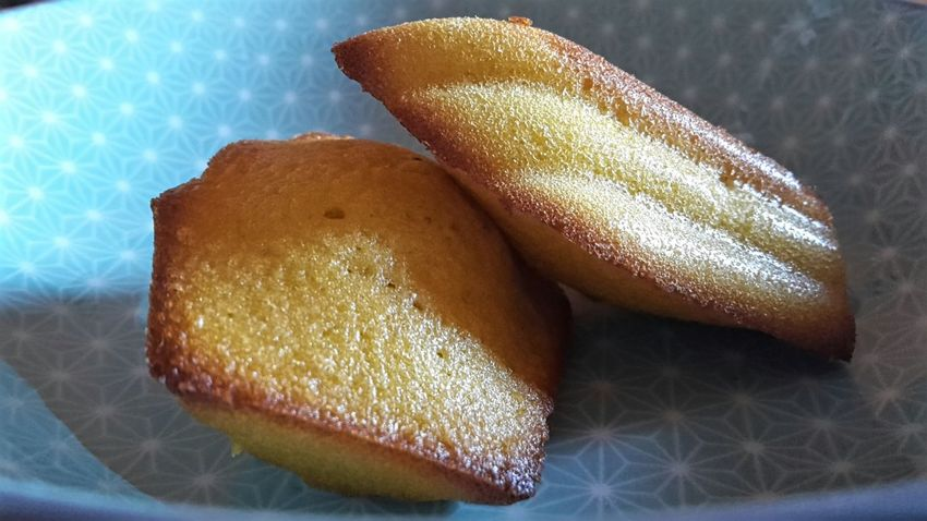 Madeleines Home Made Food Self Made Food Proust Comfort Foods Ready-to-eat Food And Drink Eyeeem Foodporn Food Lovers Food Photography Patisserie French Pastries Freshness Close Up Visual Feast Food Stories