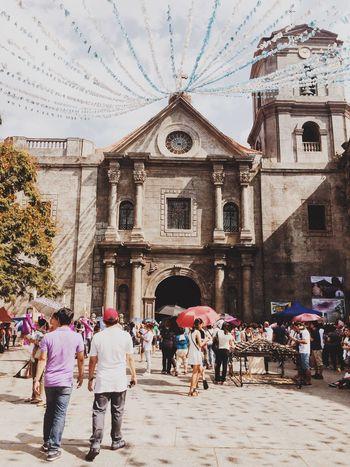 Visita Iglesia 14 of 14 & 5 of 5 Eyeem Philippines Catholic Traditional Holy Week