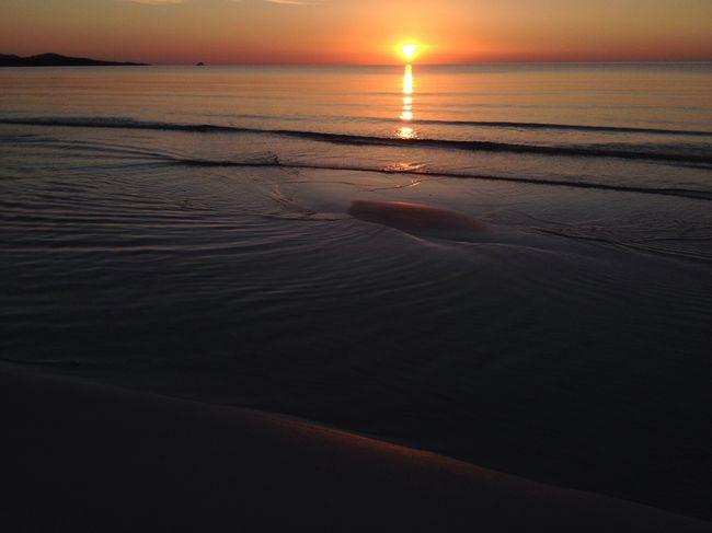 L'alba del giorno in cui Mllml EyeEm Masterclass EyeEm Best Shots EyeEm Nature Lover Sunrise Altro, Oltre Nowayout No Edit/no Filter See What I See Sardinia Sardegna Beach Eye4photography