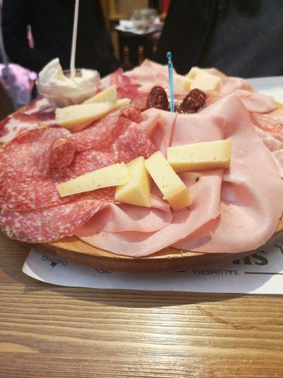 Meat dish Food