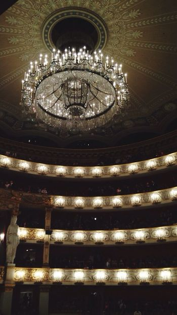 Bavarian State Opera Bavarian Operahouse Oper Mozart Music Orchestra Famous Lounge Vip Chandelier Light Culture Art Beautiful Cure