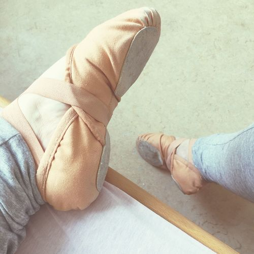 Low Section Shoe Human Leg Human Foot Real People One Person Indoors  Lifestyles Close-up Day People Ballet Ballet Shoes Ballet Dancer Dancer Dancer Shoes Dancing Shoes Feet Foot Woman Female Feet Womans Feet First Eyeem Photo