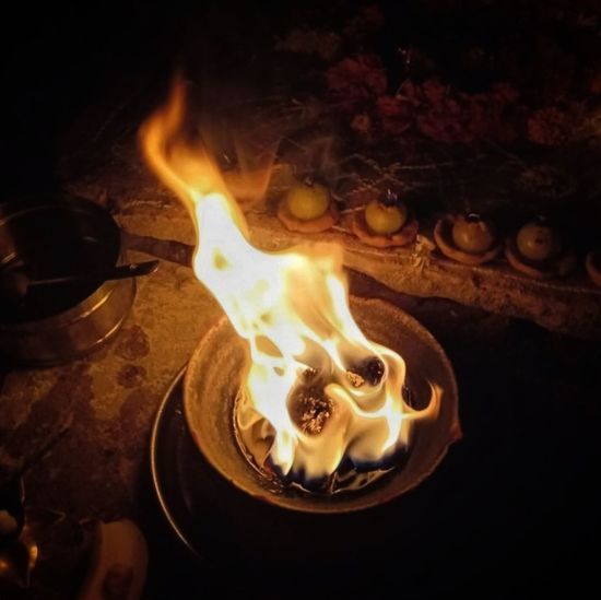 Flame Fire -