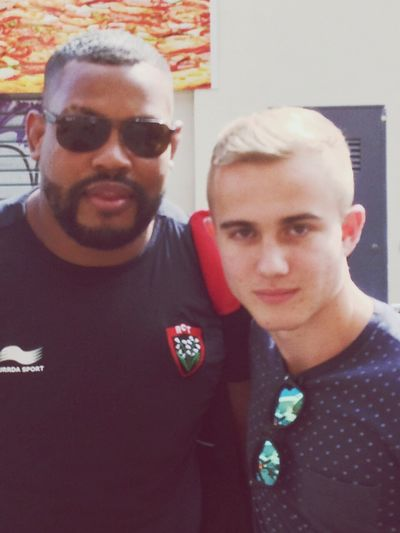 Stefon Armitage RCT <3 Rugby