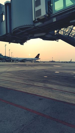 Barcelona Airport Enjoying The Sun Enjoying The Sunset Relaxing Enjoying Life Everyday Joy Clouds And Sky