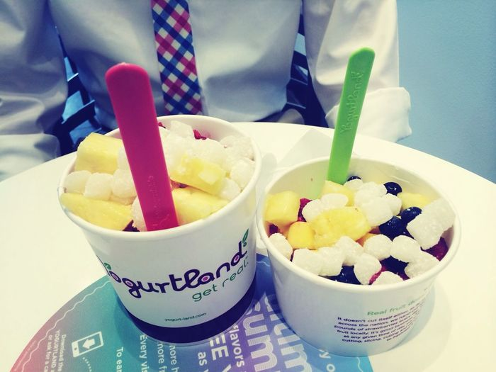 Yummy! Frozen Yogurt Yummy