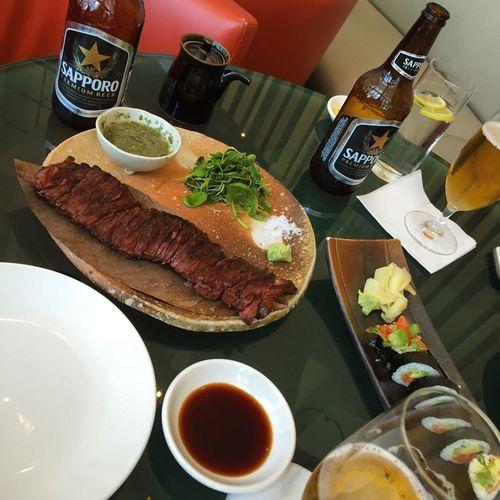 Japanese Food Zuma Epic Hotel