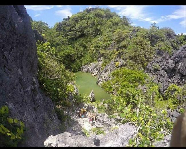 South Enchantedlagoon CaramoanAdventure Cliff Goprohero4gop