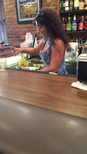 Cocktails Great Atmosphere Old Fashioned Great Bartender Last Drink, I Promise