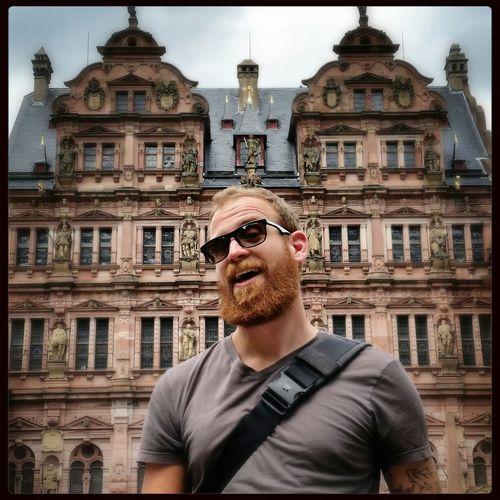 Erick in Heidelberg