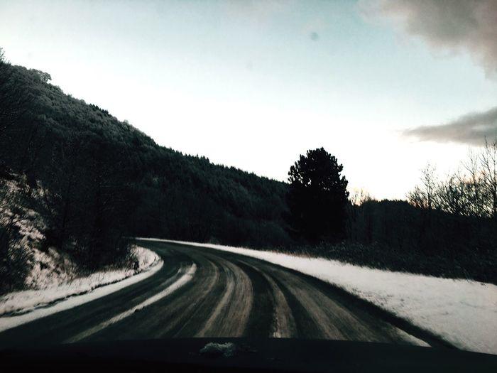 Snow ❄ Travel Photography Mountains First Eyeem Photo Bulgaria