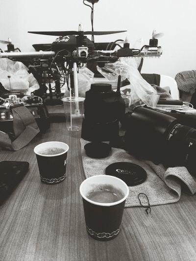 เวลากาแฟ. ขอแก้วเดียวมาสอง OMG.