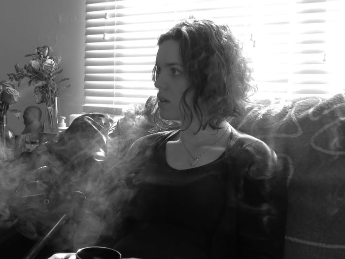 Building a mystery Elements Of Suspense Suspension Element Of Surprise Emotion Surprise Suspense Disbelief Mystery Suspension Of Disbelief Black & White Disconcerted Screen Film Girl Power Fine Art Photography Noir Smoking Vaping Shisha Black & White Collection Black And White Friday