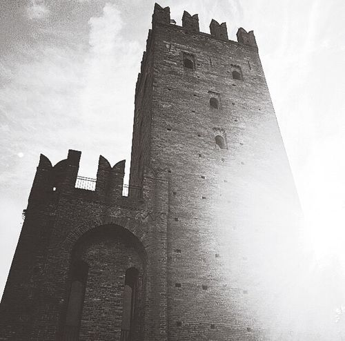 Castel Tower Italy