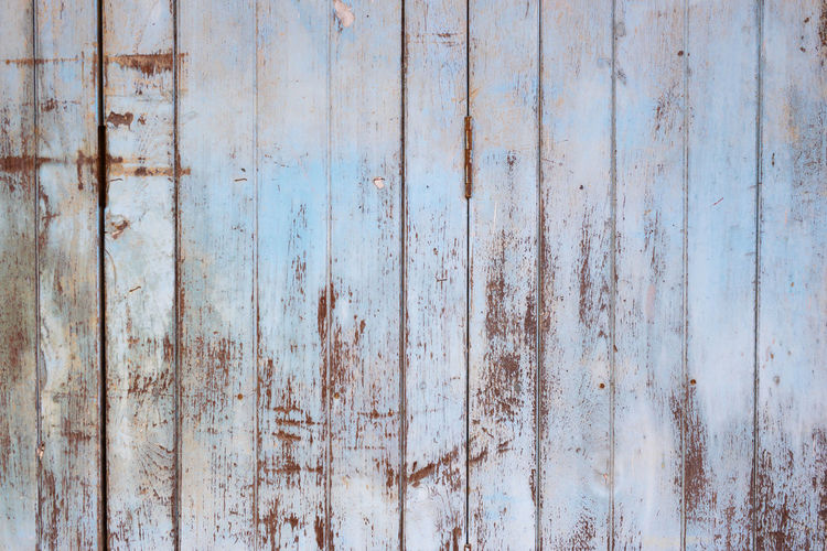 Full frame shot of old wooden wall