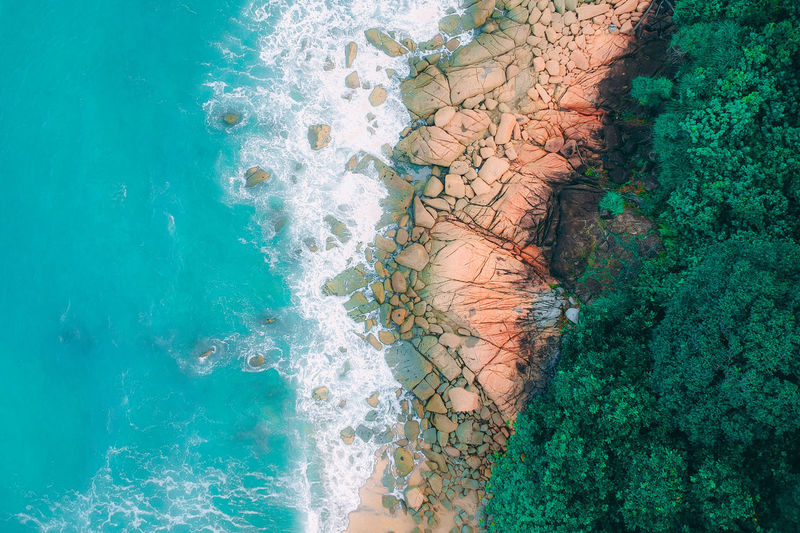 DCIM/100MEDIA/DJI_1256.JPG Water Sea Nature Day Beauty In Nature Turquoise Colored Outdoors Motion High Angle View Sunlight Blue Sport Land Pool No People Scenics - Nature Tranquility Swimming Pool