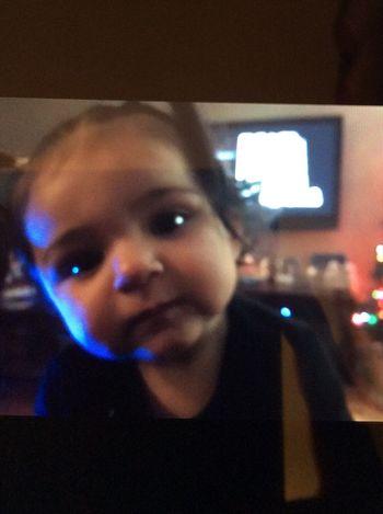 Essentialtremorsawareness Blurry Babygirl Angelina ILoveMyNiece Goddaughter Babyselfie