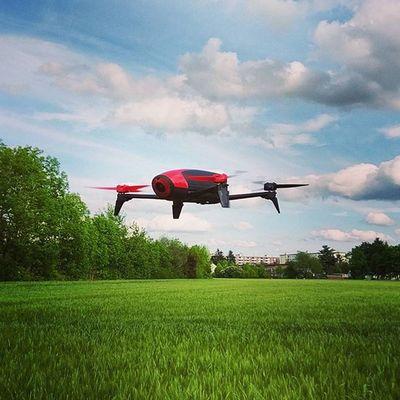 Beautiful flight afternoon... Parrot Bebop2 Quadcopter 🚁 🎮