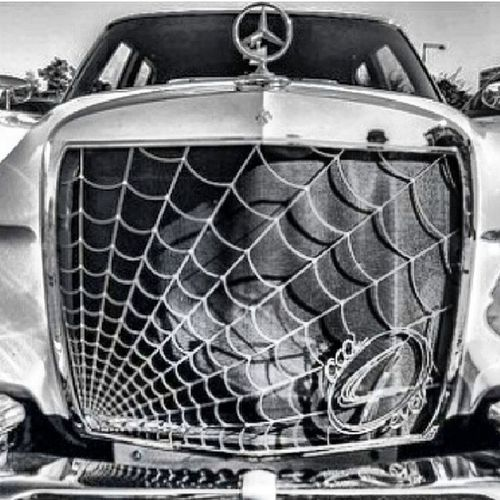 DOPE Custombentley Toohard Hellaclean Spiderweb Grill Oneday