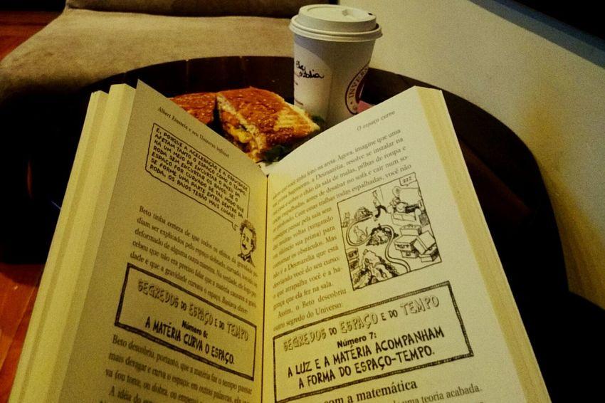 Coffee Book Reading Coffee Break Break