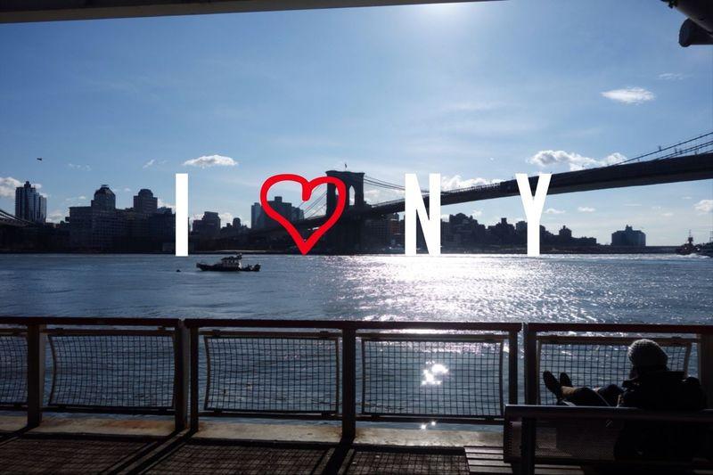 missing NY. Hello World New York City Street
