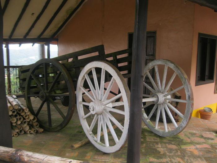 Wagon and
