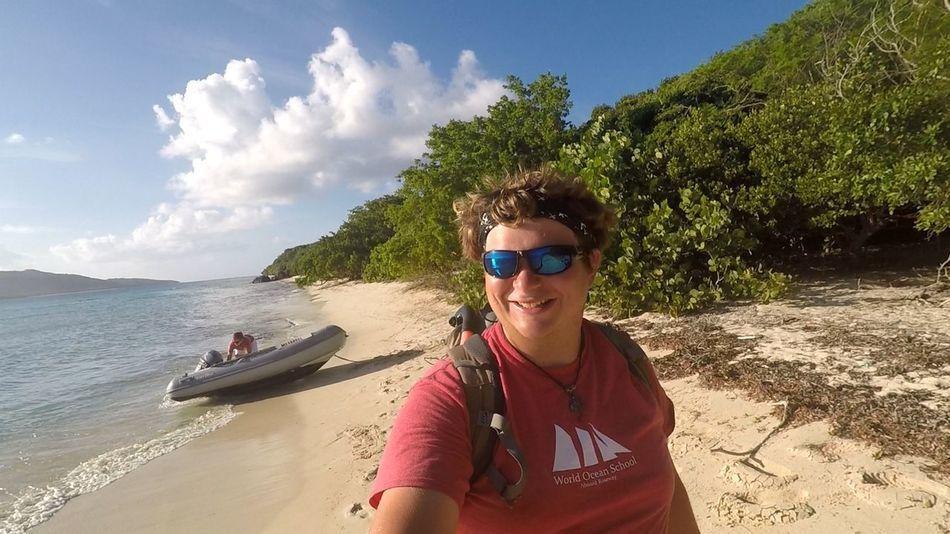 Beach Sunglasses Leisure Activity Sand Outdoors Smiling Adventure Enjoyment The Purist (no Edit, No Filter) Carribean Life Travel Destinations The Human Condition EyEmNewHere The Portraitist - 2017 EyeEm Awards