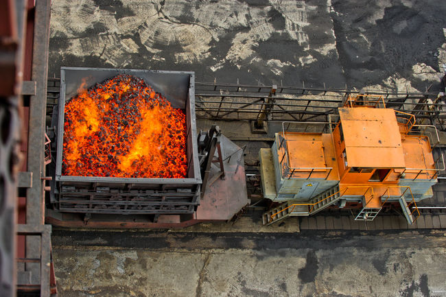 NLMK, Altai coke plant, Russia, metallurgy, wewalka coke from ovens Burning Day Fire - Natural Phenomenon Flame Large Messy NLMK, Altai Coke Plant, Russia, Metallurgy, Wewalka Coke From Ovens No People Orange Color Outdoors