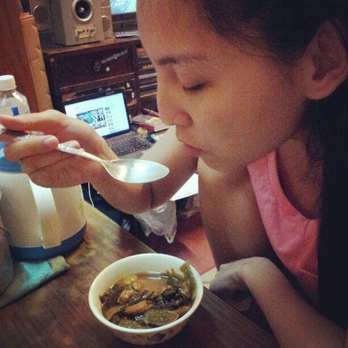 แฟนฉันกินเจ กินผักต้ม ฉันไม่กิน @octoiijane