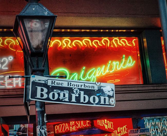 All The Neon Lights for the Neon Lights mission. Neon Streetphotography Lights Signs NOLA New Orleans Burbon Street Hanging Out Taking Photos Walking Around Showcase: January Enjoying Life Eye4photography  Bourbon Street