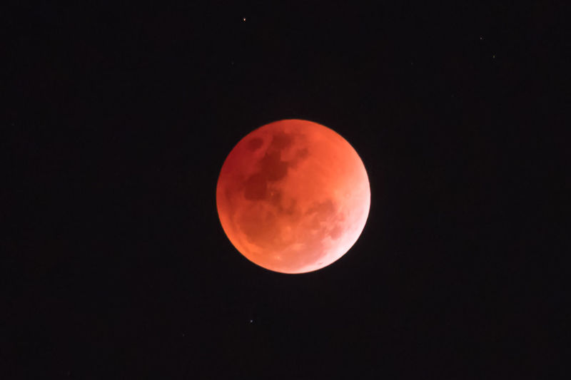 super blue blood moon at night science Is a natural phenomenon that happened on universe Moon Blood Sky Lunar Backgrounds Dark Beautiful Nature Full Moon Black Super Red Abstract Light Bright Shiny Star Night Science Twilight Universe Astronomy Moonlight Eclipse Round Glowing Sphere Planet Orbit Silhouette Shadow Astrology Telescope Celestial Natural Detail Surface Satellite Cloud Concept Architecture Circle Moon Surface Beauty In Nature No People Scenics - Nature Planetary Moon Geometric Shape