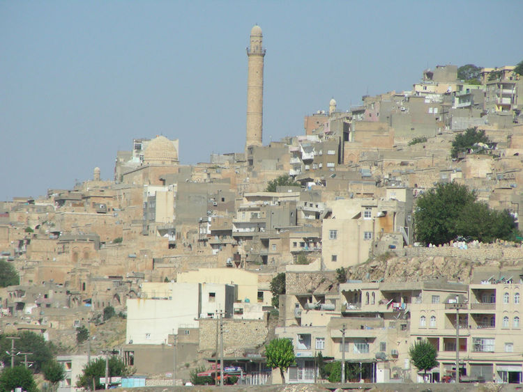 Ancient Civilization Architecture Building Exterior Built Structure City Cityscape Clear Sky Day History Mardin No People Outdoors Sky Travel Destinations Turkey
