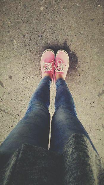 Vans LongLegs♡ Photoday:) Polishgirl