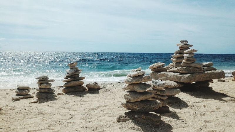 Rock - Object Water Stack Travel Destinations Seascape Zenphone Photography PhonePhotography Beach
