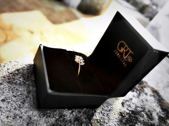 Ring Diamond Rings