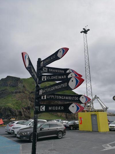 Sign Sundlaug Tjaldsvadi Skansinn Eldheimar Náttúrugripasafnið Iceland Islandia Island Westman Island Vestmannaeyjar Heimaey Suðurland Miðbær Upplýsingamiðsöð The Street Photographer - 2018 EyeEm Awards #urbanana: The Urban Playground