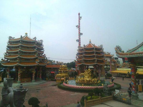 ตำหนักเจ้าแม่กวนอิม Temples Temple Architecture งานวัด งานบุญ Temple Thailand Temple In Thailand ตำหนักเจ้าแม่กวนอิม Temple View Temple Art Temple Chinese