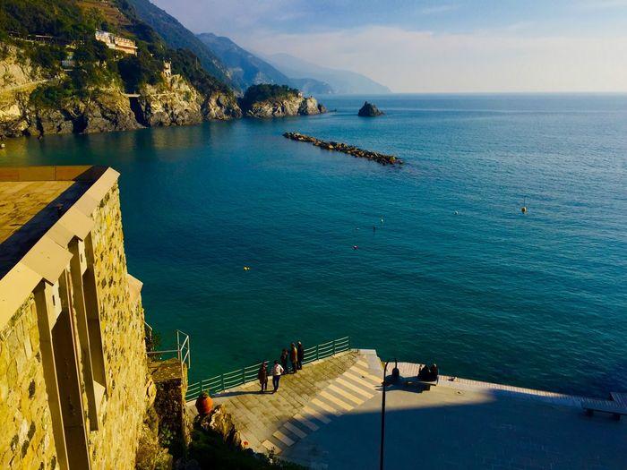 Cinque Terre Liguria Borghipiúbelliditalia Mare Relaxing