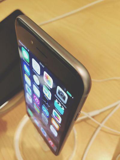 Iphone 6 IOS 8 Beautiful :) Colors