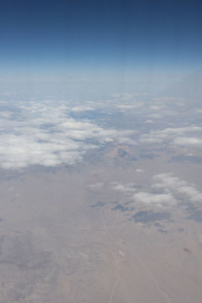 USA Westcoast from above - somewhere between Arizona and California 2010 2010 Arizona Beauty In Nature California Clouds Clouds & Sky Clouds And Sky Cloudscape Colorado Day Flying From A Plane From A Plane Window From Above  From Above The Clouds From Above World Looks Smaller Nature No People On The Plane On The Plane ✈ Outdoors Plane Scenics Tranquility WestCoast