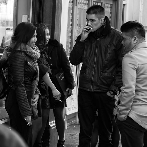 Kings Road Chelsea Streetphotography Streetphotography_bw