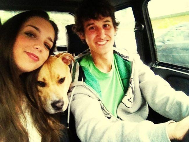 Friends Dog Love