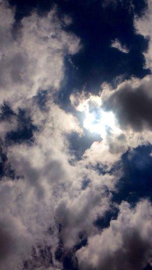 Nature Sky Clouds Sun