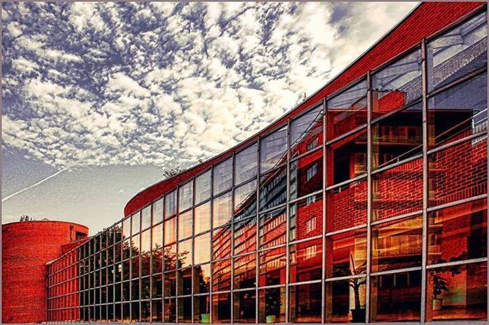 ¤ Building eat building ¤ Architecture Arkiromantix Building Don't Be Square