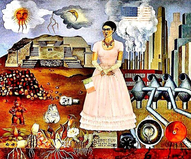 """""""Árbol de la esperanza,mantente firme """" Frida Kahlo Museum Frida Khalo One Woman Only Portrait Adults Only"""